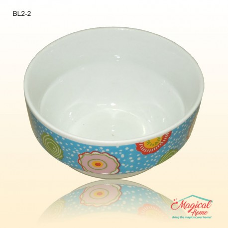 Bol ceramic BL2 - 2 variante decor elemente rustice