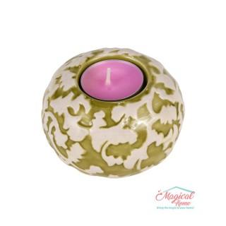 Suport lumânare din ceramică 618-01