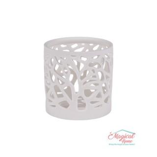Suport lumânare pastilă, ceramic 110-4