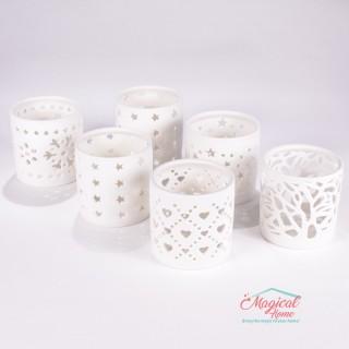 Suport ceramică pentru lumânare 110-4
