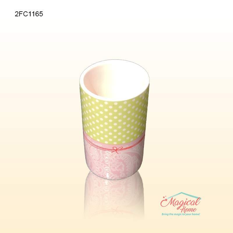 Set ceramic pentru baie 2FC1165 - pahar clatire gura