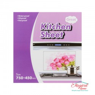 Folie protecție perete bucătărie 75x45cm 00650-03