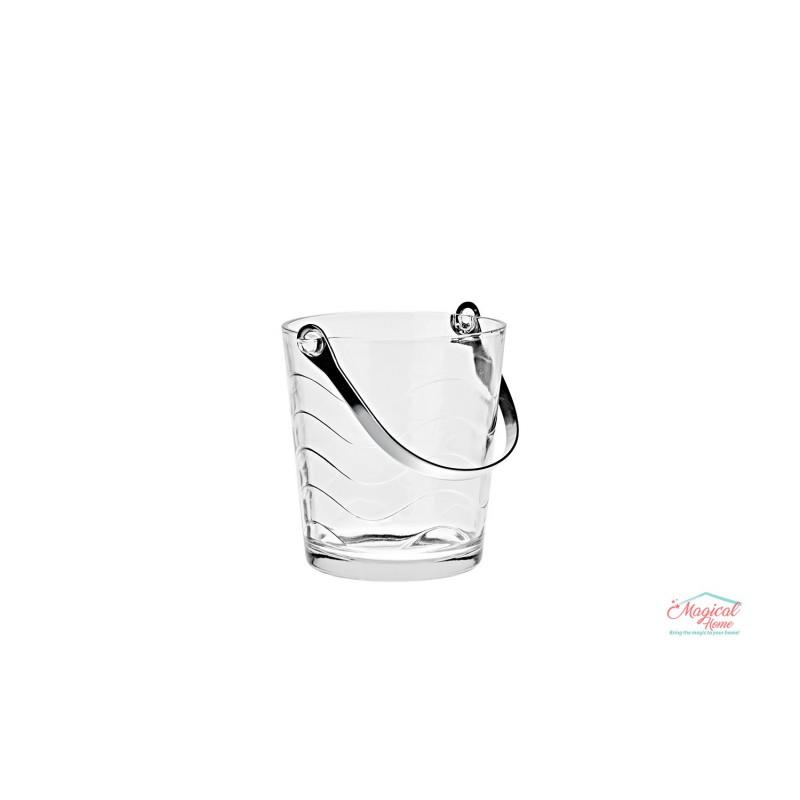 Frapieră sticlă cu cleste inox COK 116-001