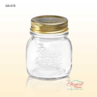 Borcan sticla cu capac, 150ml Quattro Stagioni Bormioli Rocco