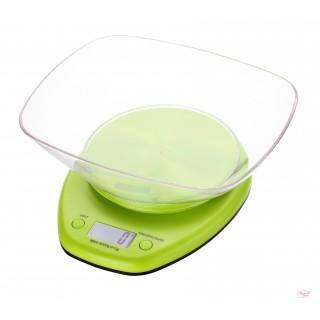 Cântar de bucătărie digital J2911 Verde, Victronic