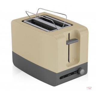 Prăjitor de pâine 2 felii , 870W, VC890, Victronic