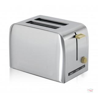 Prăjitor de pâine 2 felii , 1050W, VC891, Victronic