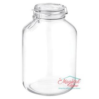 Mai multe despre Borcan sticlă ermetic 5L Fido Bormioli Rocco