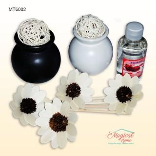 Set aroma terapie MT6002 trandafiri Dec'or