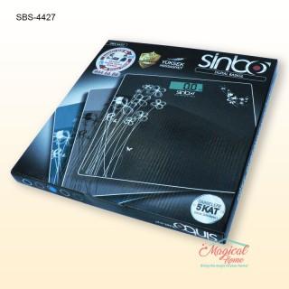 Cantar baie digital SBS 4427 Sinbo Mod ambalare