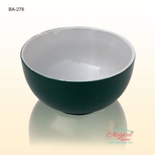 Bol supă ceramic BA-276 decor uni