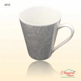 Cană ceramică A512 decor abstract