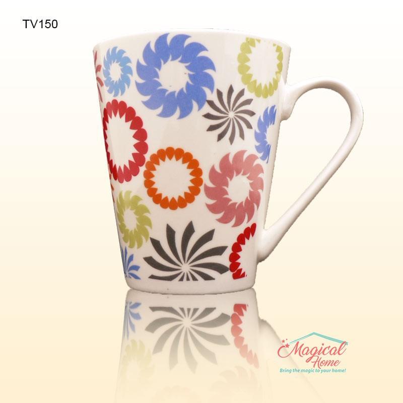Cana ceramica decor abstract TV512