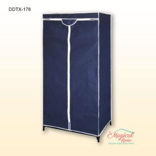 Dulap textil cu cadru metalic pentru haine DDTX-178