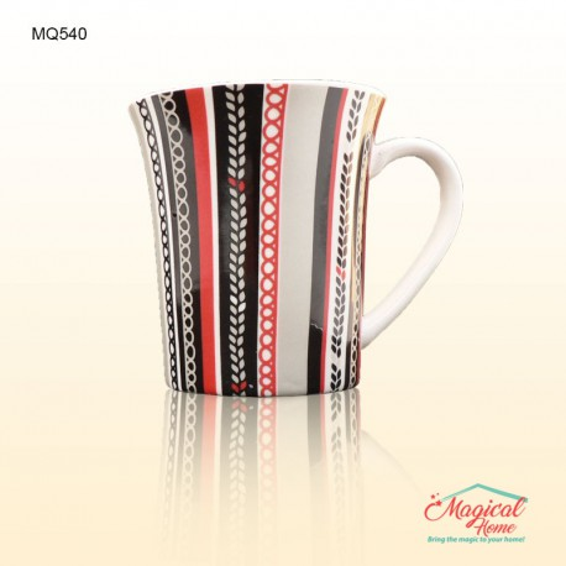 Cana ceramica decor abstract MQ540
