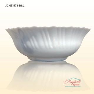 Bol salata opal 578 decor floral